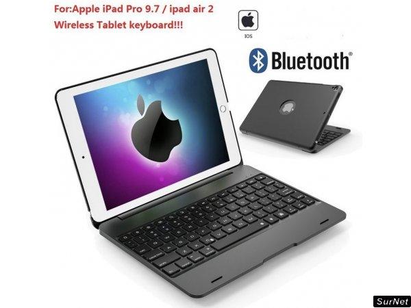Clavier pour IPad Pro 9.7 et IPad Air 2