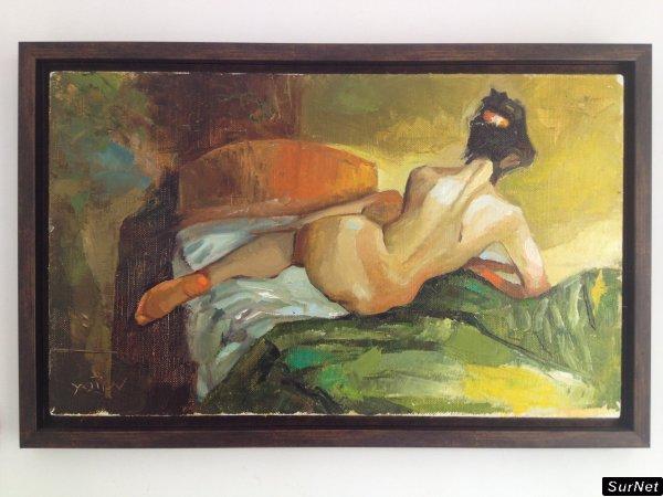 Peinture huile sur toile Miroslav YOTOV
