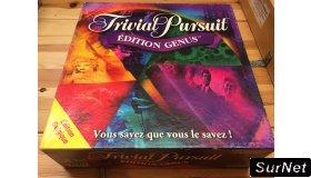 Travial pursuit - jeux de société