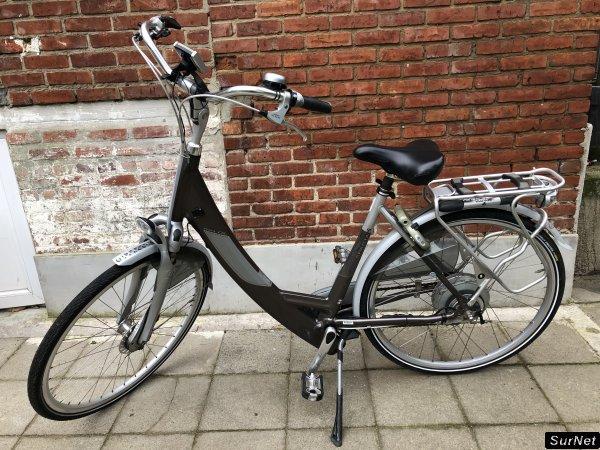 Vélo électrique pour femme