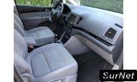 SEAT Alhambra 2.0 CR TDI**7-pl**GPS