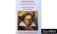 Beethoven Symphonies Nos. 7 & 4