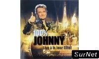 100% JOHNNY - Live à la Tour Eiffel
